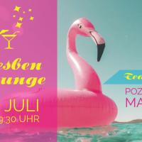 25. Juli 2020 Lesbenlounge im Teamparcours